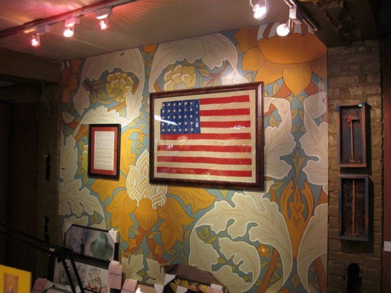 Thirty-Four Star American Flag