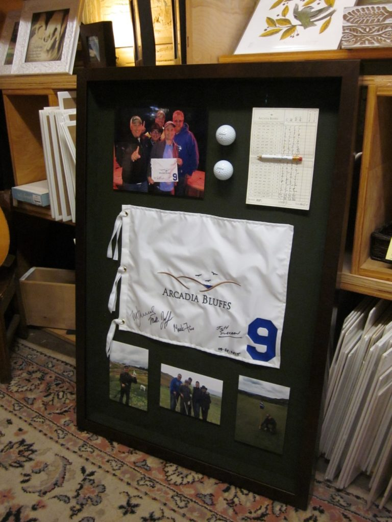 Hole-In-One Golf Memorabilia