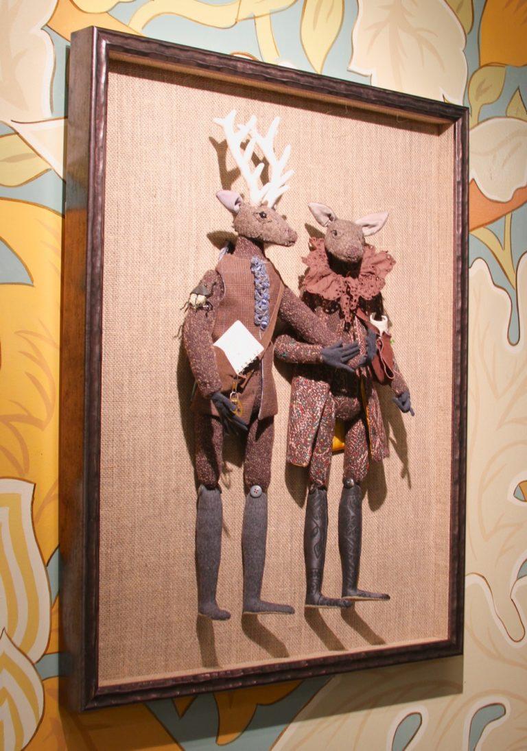 Handmade Animal Puppets