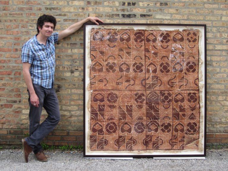 Giant Tapa Cloth