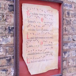 Ancient Sheet Music